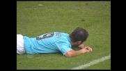 Pandev spreca una grande occasione per la Lazio contro il Palermo