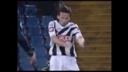 Paratissima di Peruzzi su colpo di testa di Sivok in Udinese-Lazio