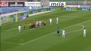 Parolo firma da calcio di punizione il 2-1 contro il Verona
