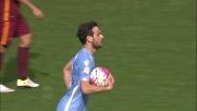 Parolo riaccende il derby accorciando le distanze con un goal sottomisura