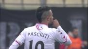 Pasciuti, contro l'Udinese primo storico goal in Serie A