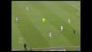 Pasquale approfitta del regalo di Benussi, l'Udinese batte il Lecce