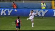 Passaggio di tacco al volo di Thiago Silva contro il Genoa