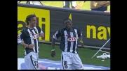 Muntari di potenza, l'Udinese trova il goal del 3-0