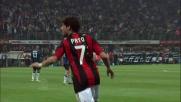 Pato domina il derby di Milano: goal e doppietta per lui!