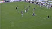 Pato in contropiede raddoppia sulla Fiorentina