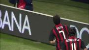 Pato porta a tre i goal per il Milan contro la Lazio