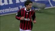 Pato salta Handanovic e deposita il pallone in rete: 2-0 per il Milan