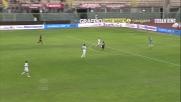 Paulinho segnai il goal del 2-0 contro il Catania
