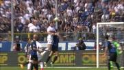 Pavoletti beffa Sportiello con un colpo di testa in Atalanta-Genoa