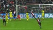Pavoletti sfrutta un errore di Bizzarri e porta il Genoa sull'1-1