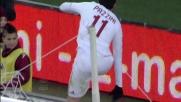 Pazzini, goal di prepotenza contro il Torino