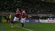 Pazzini, goal di rapina facile facile contro la Lazio
