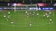 Pazzini prova a spingere il Milan ma Agazzi salva il Cagliari con una gran parata