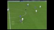 Pazzini sfiora il palo con un morbido pallonetto contro il Treviso