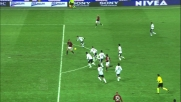 Pellegrino segna nella porta sbagliata contro il Milan