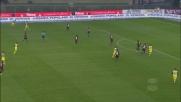 Pellissier di testa mette alto contro il Cagliari