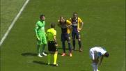 Pellissier indomabile ottiene un calcio di rigore contro il Verona