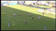 Pepe, finta e dribbling al limite dell'area contro il Palermo