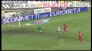 Pepe, goal da centravanti contro il Bari