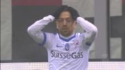 Percussione di Gomez, il Milan rimedia e Donnarumma para