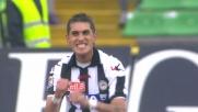 Pereyra conquista il penalty contro il Bologna