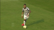 Pereyra porta in vantaggio la Juventus con un goal alla Del Piero