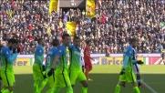 Perisic puntuale per il goal dell'1-1 tra Udinese e Inter