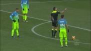 Perisic sbaglia la punizione, sinistro fuori contro l'Udinese