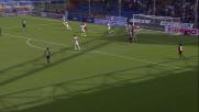 Perotti in doppio passo e rabona incanta il Marassi