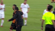 Perrotta perde la testa e viene espulso in Bari-Roma