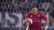 Perrotta riacciuffa la Lazio! La Roma torna in corsa nel derby