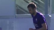 Al Franchi Badelj manca il goal di un soffio