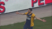 Goal del 3 a 1 di Valoti in Verona-Parma