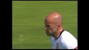 Bresciano evita un goal a Galante sulla linea di porta