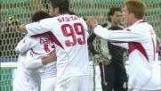 Un'azione da manuale per il Bari finalizzata da Barreto porta al goal contro il Palermo
