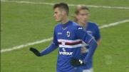 Piazzato a giro di Schick, Sampdoria a un passo dal goal all'Udinese