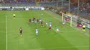Pinilla incorna fuori contro il Napoli