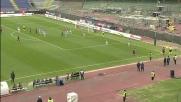 Pinilla, nel posto giusto al momento giusto, porta in vantaggio il Cagliari