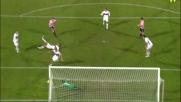 Pinilla non va oltre il palo contro il Genoa