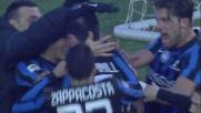 Pinilla segna il goal vittoria in rovesciata contro il Cagliari