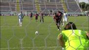 Pinilla su rigore segna il goal dell'1-2 contro il Pescara