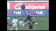 Pinzi colpisce Kakà in area, rigore per il Milan