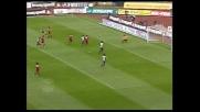 Pinzi firma il goal del 2-2 tra Udinese e Roma