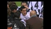 Pinzi, goal da tre punti contro il Lecce