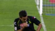 Pinzi in goal al San Paolo