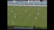Pinzi stende l'arbitro contro la Lazio