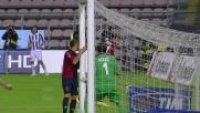 Pirlo sfiora un goal incredibile, palo direttamente da corner