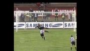 Pizarro calcia fuori un rigore contro l'Inter