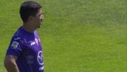 Pizarro segna su rigore il goal del pareggio con il Milan